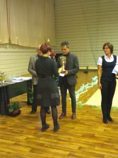 CSU Oradea şi-a premiat laureaţii: Laviniu Chiş, cel mai bun sportiv al anului! (FOTO)