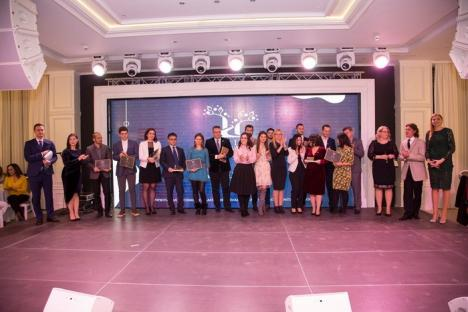 Care au fost premianţii la prima ediţie a Galei Comunităţii Bihorene (FOTO)