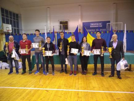 CSS LPS Bihorul și-a desemnat laureații: Judoka Alex George Creț, sportivul anului 2018