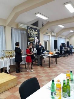 Palatul Copiilor - Shogunul Oradea şi-a desemnat laureaţii: Dragoş Cosmin Dusciuc cel mai bun sportiv al anului 2017! (FOTO)
