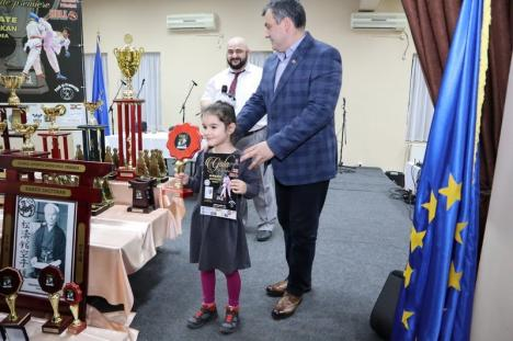 CS Shogunul şi-a desemnat laureaţii pe 2019: Luca Mihai Lalescu este cel mai bun sportiv