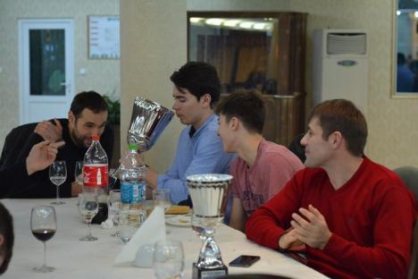 Larisa Florian a fost desemnată, din nou, cea mai bună sportivă a judeţului Bihor! (FOTO)