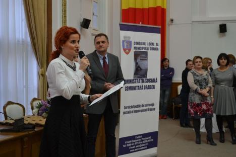 Voluntarii din domeniul social au fost premiaţi de ASCO (FOTO)