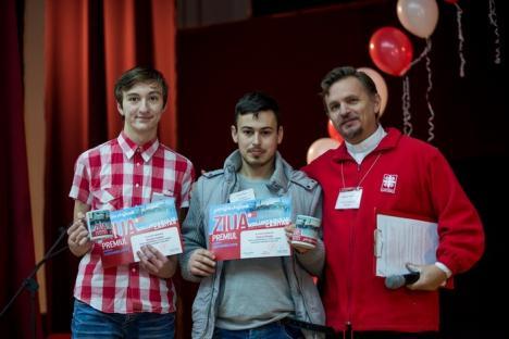 Gala Caritas Eparhial: Compania Celestica a fost premiată de greco-catolici fiindcă a oferit mese sărmanilor şi a trimis voluntari la cantina socială (FOTO)