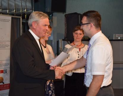 De ajutor celor nevoiaşi: Caritas Catolica şi-a premiat voluntarii (FOTO)