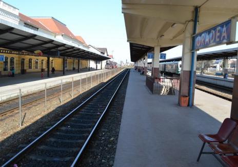 CFR suspendă 4 trenuri care asigură traficul local din Oradea şi Salonta spre şi dinsprePuspokladany