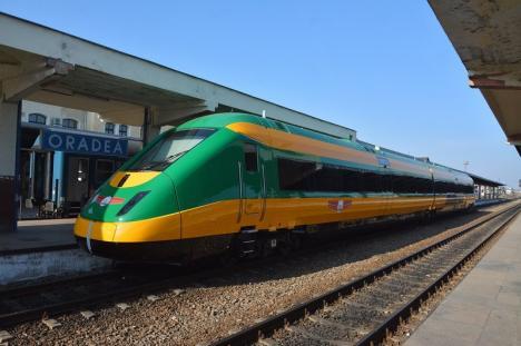 Undă verde pentru electrificarea şi modernizarea liniei ferate Episcopia Bihor – Cluj, cu peste 1,5 miliarde euro, din fonduri UE