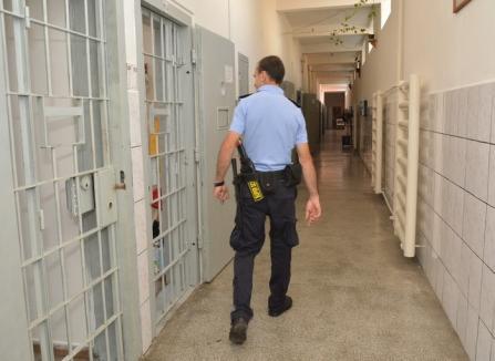 Se pregătesc de proteste: Angajaţii din Penitenciarul Oradea, nemulţumiţi de faptul că sunt prea puţini