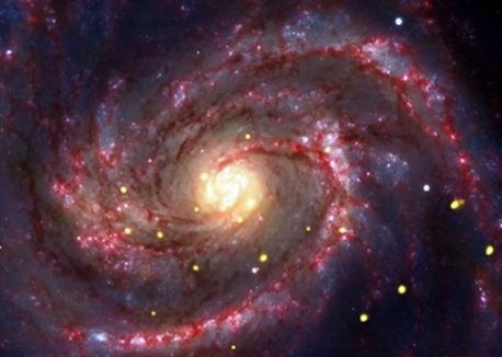 NASA a descoperit cea mai tânără gaură neagră