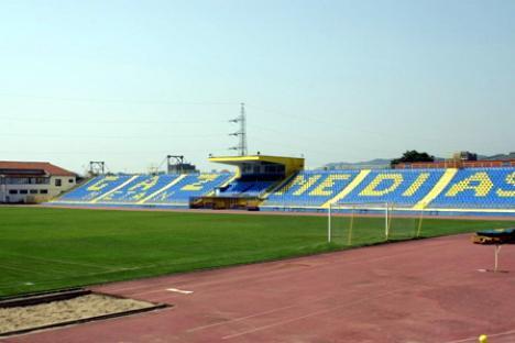 FC Bihor întâlneşte miercuri Gaz Metan Mediaş