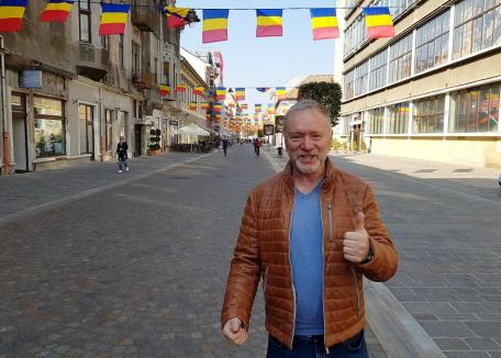 Investiţie de 5 milioane de euro: O companie sprijinită de George Haber, milionarul din Silicon Valley, va face roboţi în Oradea (FOTO)