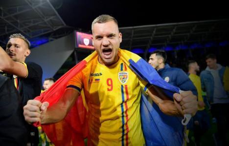George Puşcaş, în lotul naţionalei de tineret pentru EURO 2019 şi dorit de FCSB