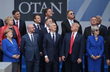 Summitul NATO: Președintele american Donald Trump și-a anulat întâlnirea cu Klaus Iohannis