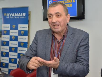 Pe chipul şi asemănarea lui Paşc: La concursul pentru comanda Aeroportului Oradea s-au cerut... 20 de ani de şefie!