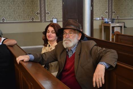 'Anticamera morţii'. Ororile ghetoului evreiesc din Oradea, prezentate într-o conferinţă la Sinagoga Zion (FOTO)