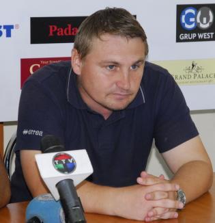 Antrenorul Gheorghe Ghiţ, optimist înaintea meciului cu ACU Arad