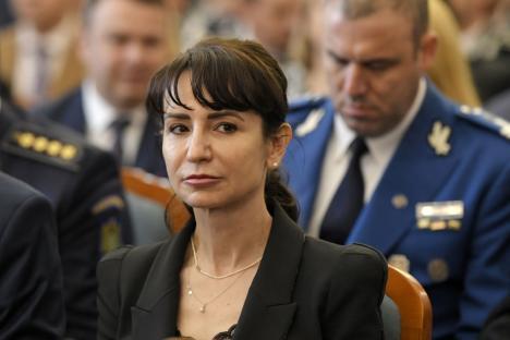Şefa DIICOT a demisionat după ce soţul ei a fost condamnat pentru corupţie