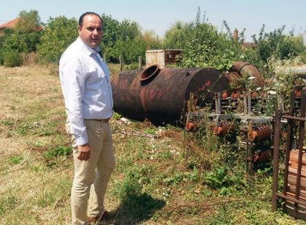 'Partizanul' banilor publici: Vicepreşedintele ALDE Bihor, Dorin Corcheş, a încredinţat paza obiectivelor ANIF firmei unui prieten