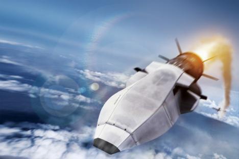 SUA au lansat o super-armă în spaţiu