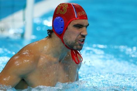 Portarul echipei CSM Digi Oradea, Gojko Pijetlovic, a cucerit bronzul cu Serbia la Campionatul Mondial