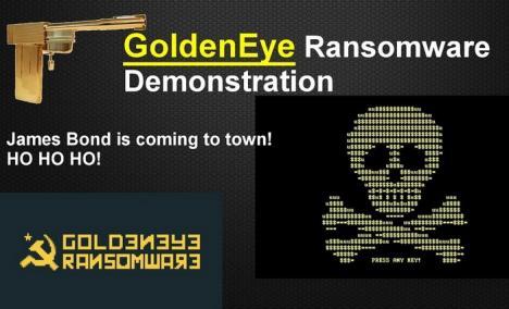 Nou atac cibernetic: GoldenEye infectează companii şi instituţii din România. Calculatoarele guvernamentale din Ucraina au căzut