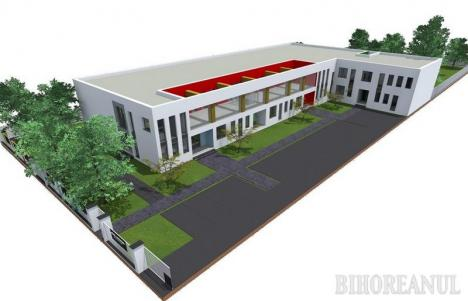 Investiţie de 5 milioane lei. Construcţia grădiniţei din Parcul industrial I va începe în luna martie