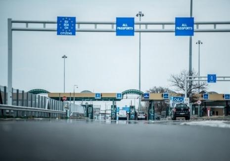 Graniţele Ungariei s-au închis pentru cetăţenii străini începând din noaptea de luni spre marţi
