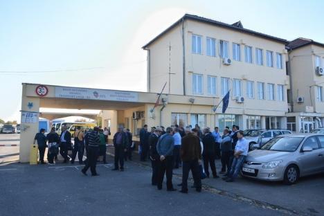 Efectele protestului: Consiliul de Administraţie al OTL a hotărât concedierea a 24 de salariaţi