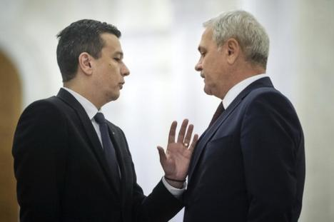 Conflict între Dragnea şi Grindeanu: Şeful PSD plănuieşte o schimbare a propriului Guvern