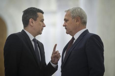 Premierul Sorin Grindeanu a refuzat din nou să demisioneze la cererea lui Liviu Dragnea. Al treilea refuz în patru zile!
