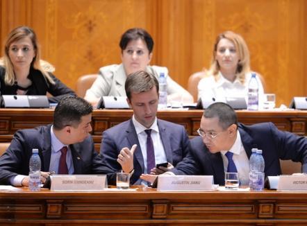 Moţiunea de cenzură a trecut. Premierul Grindeanu trebuie să plece! PSD-ALDE au pierdut majoritatea parlamentară
