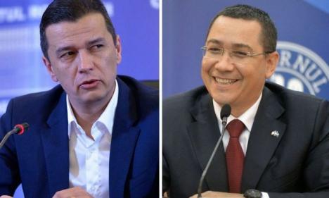 Victor Ponta, noul secretar general al Guvernului
