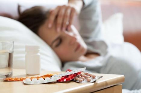 Atenţie la viruşi! Epidemie de gripă, răspândită la pacienţii bolnavi de cancer. Boala poate fi letală