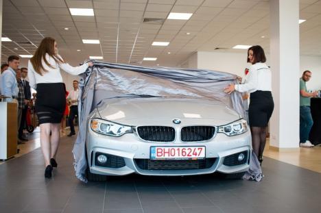 Lansare showroom PREMIUM USED CARS Oradea (FOTO)