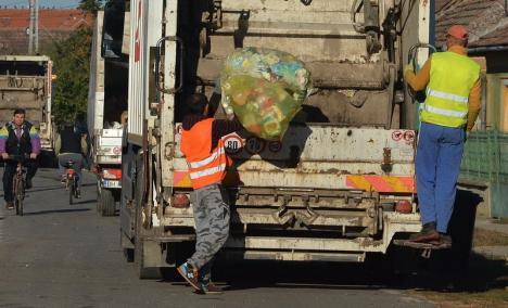 Consiliul Local Sântandrei, acuzat că a majorat nejustificat tariful de salubritate. Primarul Mărcuş: Eliminăm subvenţiile la gunoi