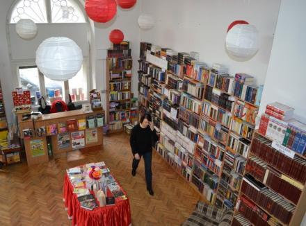 Librăria Gutenberg a plănuit un an cu activităţi culturale pentru a atrage orădenii spre lectură