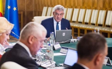 Guvernul Tudose ar putea fi restructurat: Vizaţi ar fi oamenii lui Dragnea