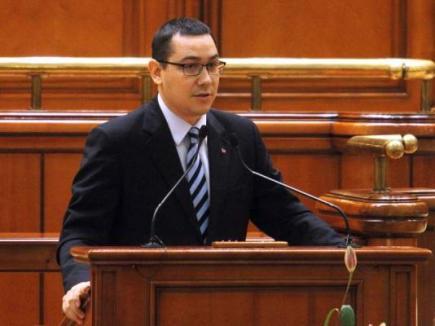 Statul obez: Guvernul Ponta I a crescut din pix cu peste 13.000 numărul de funcţii din administraţia centrală