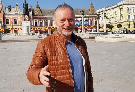 Roboţii lui Gyuri: Unul dintre cei mai bogaţi români din America, orădeanul George Haber, investeşte într-o fabrică de roboţi în oraşul natal