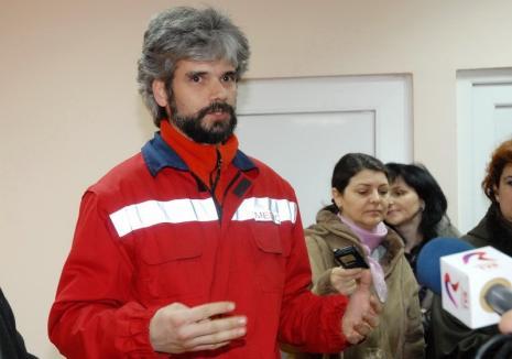 Borcea contra Bolojan: Șeful Urgenţelor de la Spitalul Judeţean şi-a dat demisia, în semn de protest față de reducerea sporurilor!