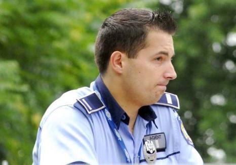 Altă achitare din lipsă de probe: Trimis în judecată pentru că ar fi luat la pumni un om de afaceri, agentul Hadrian Popa de la Poliţia Oradea a fost achitat