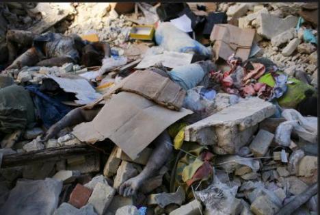 Încă un cutremur, de 6,1 grade, în Haiti