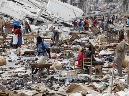 Orădeanul care ajută victimele din Haiti a făcut deja primele proteze