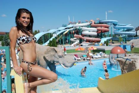 O firmă deschide curse regulate spre Aquapark-ul de la Hajduszoboszlo