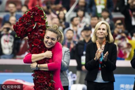Simona Halep va reveni pe locul I WTA