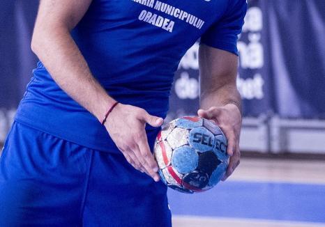 Handbal: CSM Oradea dispută vineri ultimul joc oficial din acest an