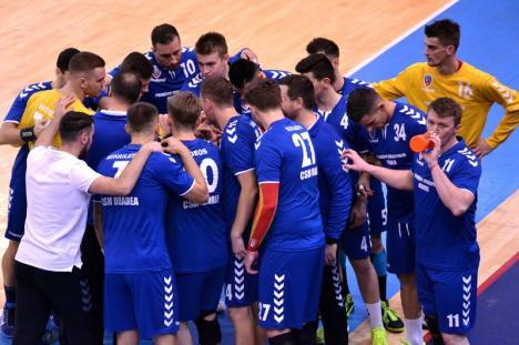 Handbaliştii de la CSM Oradea au câştigat turneul amical de la Sighişoara