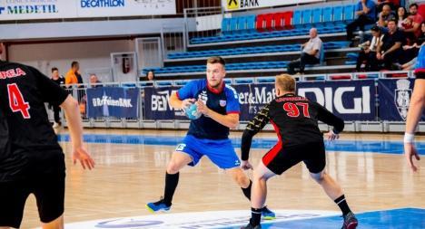 CSM Oradea va putea participa direct la turneul final al campionatului Diviziei A la handbal masculin