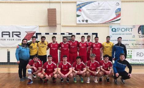 Handbal masculin: CSM Oradea se va duela cu CSM Alexandria în primul tur al Cupei României