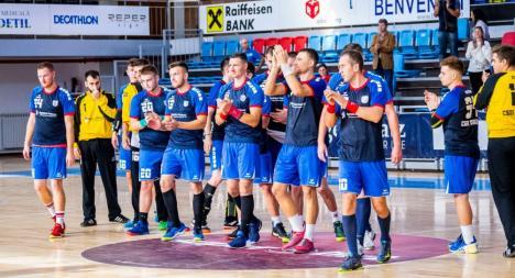 Handbaliştii de la CSM Oradea nu vor mai disputa meciuri în sezonul regulat şi vor participa direct la turneul semifinal al Diviziei A